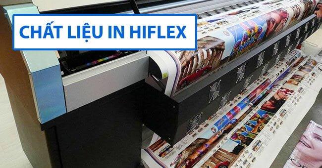 Chất liệu In Hiflex