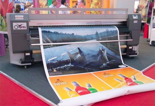 Xưởng In Decal - Hình ảnh được chụp bơi NamVietAd.Com