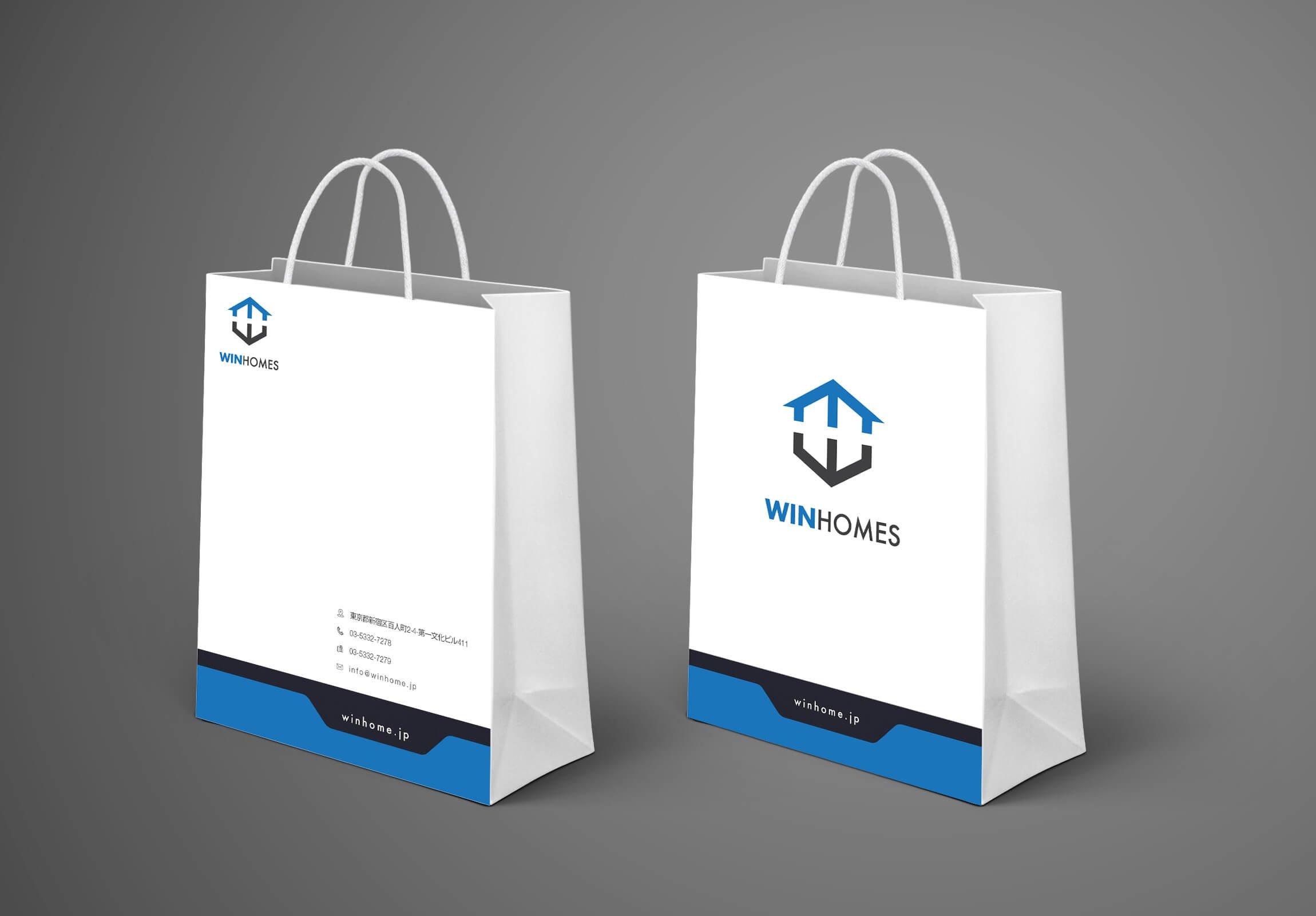 In túi giấy chất lượng lấy liền - Hình ảnh được chụp bởi NamVietAd.Com