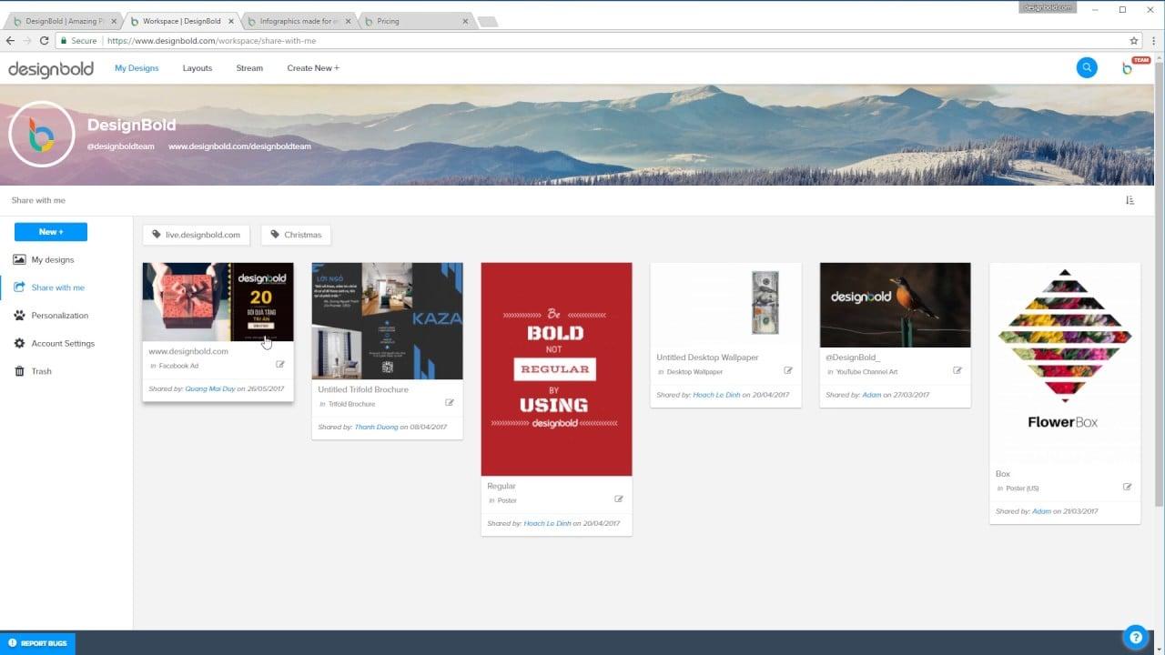 Những ấn phẩm đẹp, chuyên nghiệp được thiết kế – Hình ảnh được chụp bởi NamVietAd.Com