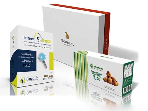Xưởng in hộp giấy chất lượng - Hình ảnh được chụp bởi NamVietAd.Com