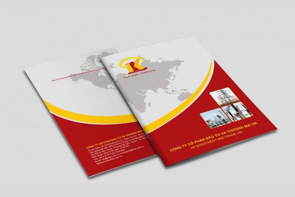 Thiết kế kẹp file & những yêu cầu khi thiết kế - Hình ảnh được chụp bởi NamVietAd.Com