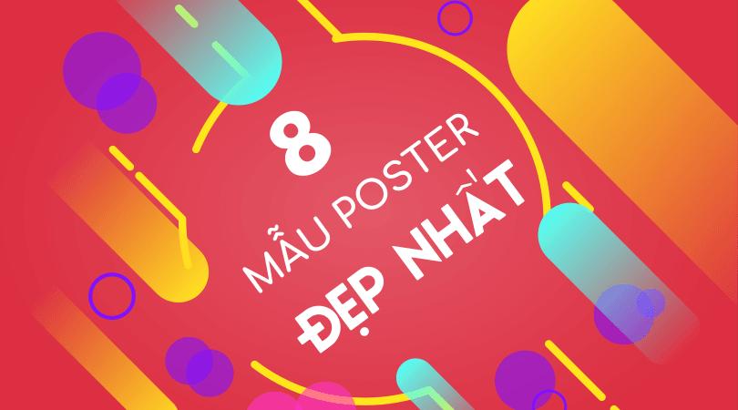 Poster là gì – Hình ảnh được chụp bởi NamVietAd.Com