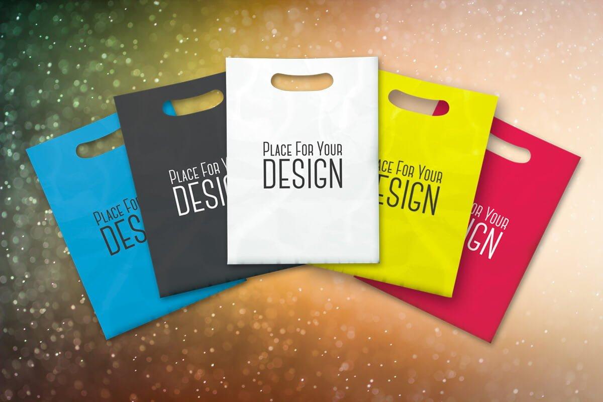 Dịch vụ in túi nilion giá rẻ - Hình ảnh được chụp bởi NamVietAd.Com