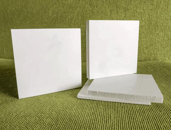 Quy trình cán format trắng - Hình ảnh được chụp bởi Namvietad.com