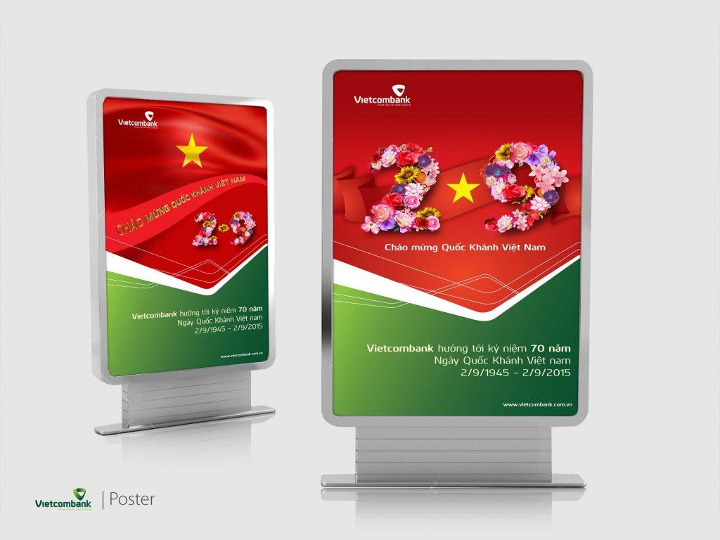 Các loại poster phổ biến hiện nay – Hình ảnh được chụp bởi NamVietAd.Com