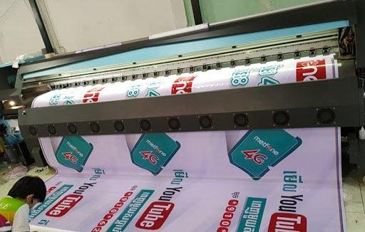 Xưởng in bạt lớn nhất việt nam - Hình ảnh được chụp bởi NamVietAd.Com