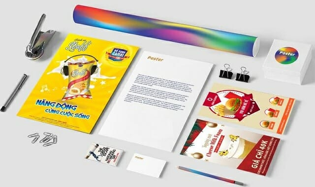 Các bước thực hiện thiết kế tại Nam Việt Ad