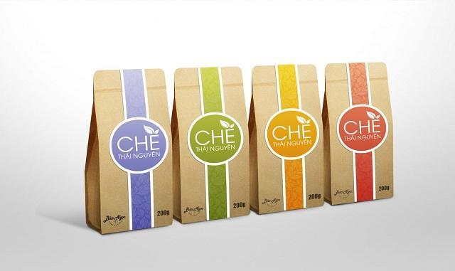 In túi đựng đẹp quảng bá thương hiệu – Hình ảnh được chụp bởi NamVietAd.Com