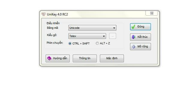 Kiểm tra kỹ càng lỗi Unikey trước khi in ấn
