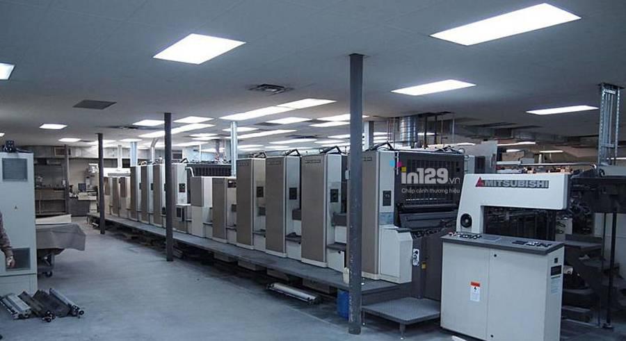 Cơ sở vật chất hiện đại - Hình ảnh được chụp bởi Namvietad.com