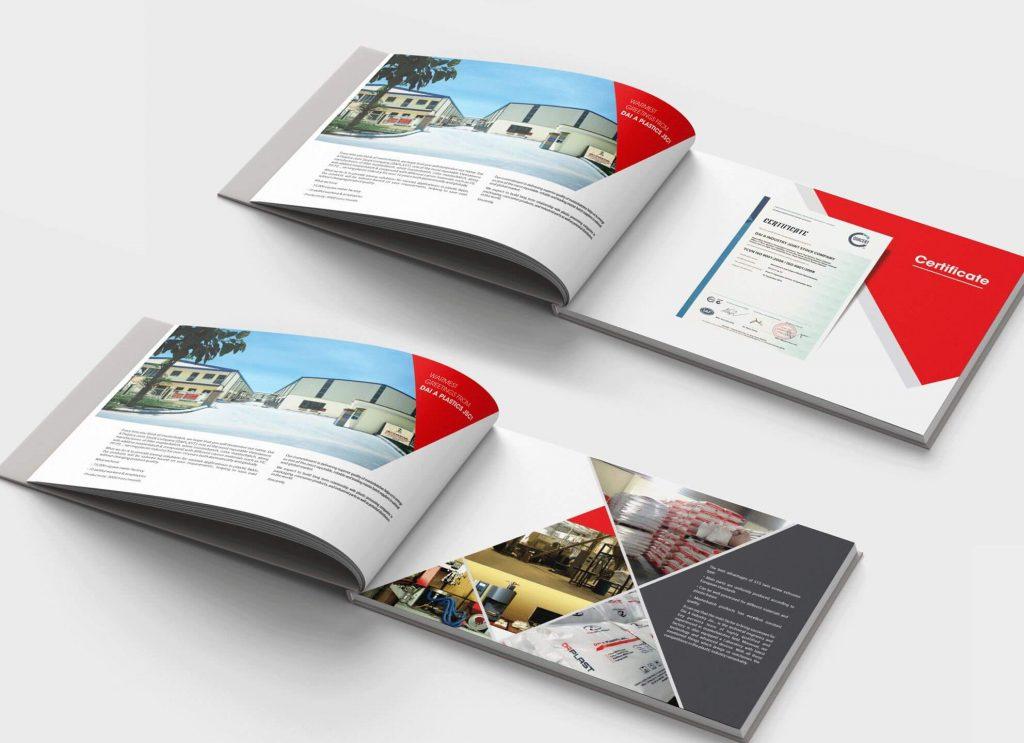 Mẫu catalogue 12 - Hình ảnh chụp bởi NamVietAd.com