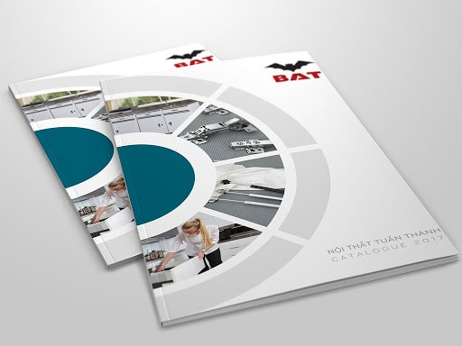 Mẫu catalogue 13 - Hình ảnh chụp bởi NamVietAd.com