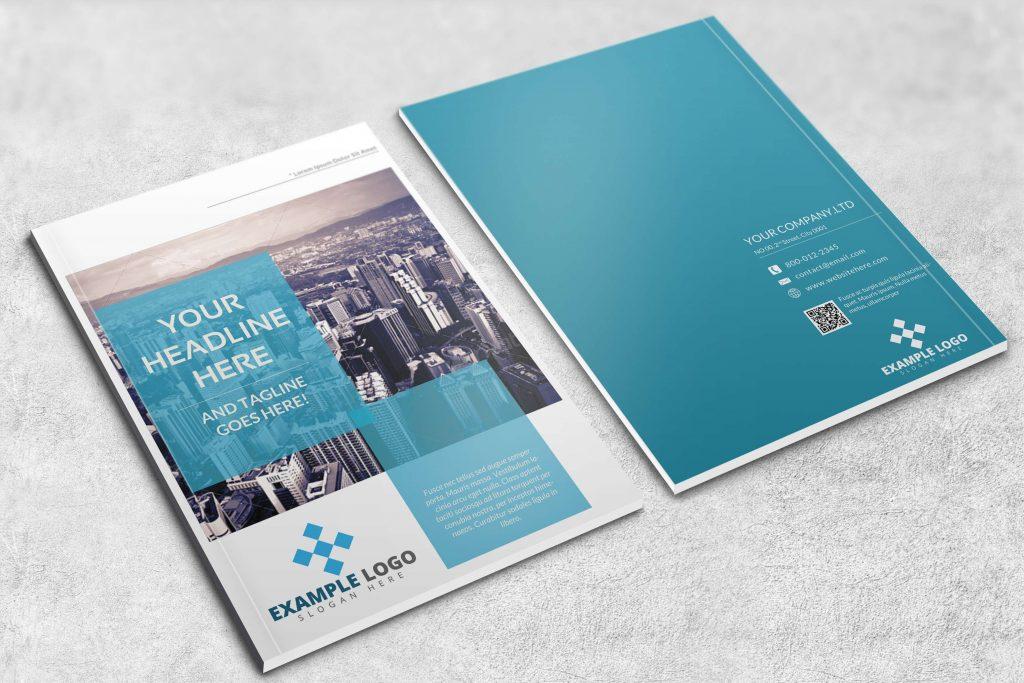 Mẫu catalogue 2 - Hình ảnh chụp bởi NamVietAd.com