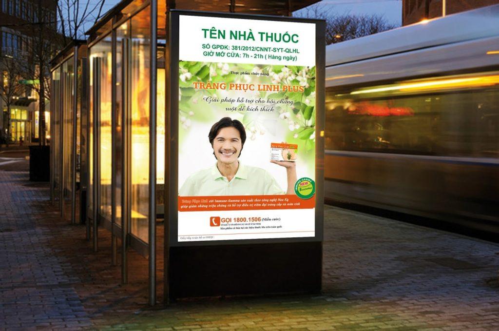 Có những loại hộp đèn quảng cáo nào đang phổ biến hiện nay?- Hình ảnh được chụp bởi NamVietAd.Com