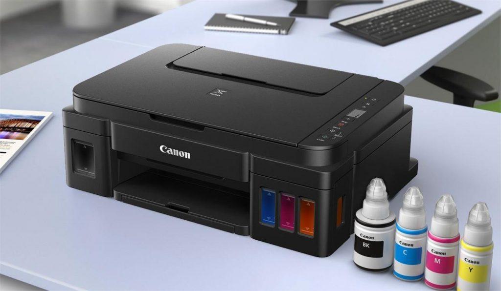 Máy in phun màu Canon Pixma G3010