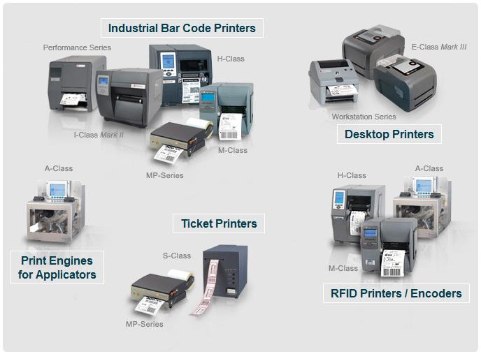 Các loại máy in tem nhãn