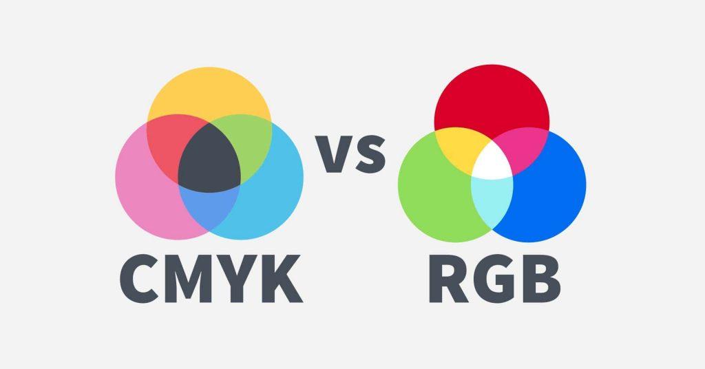 Cách chuyển đổi giữa RGB và CMYK