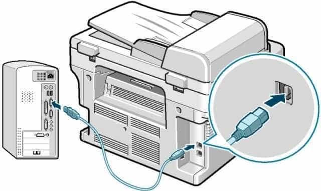 Hướng dẫn cách kết nối máy in với máy tính chỉ với 60s